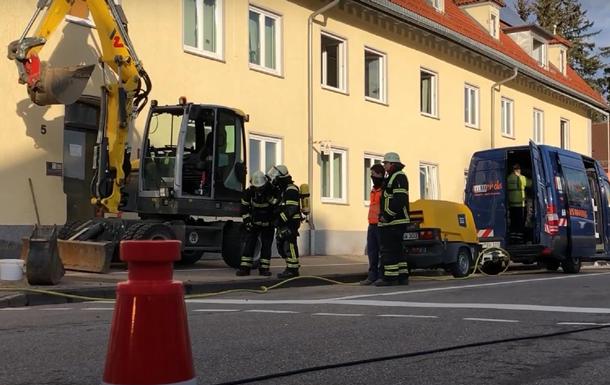 В офисе Красного Креста в Германии прогремел взрыв