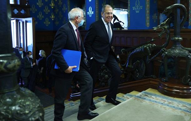 Боррель заявил о низшей точке отношений ЕС c Россией