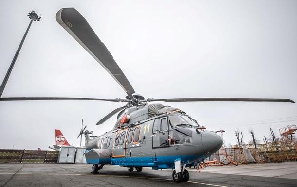Нацгвардия получит десять французских вертолетов