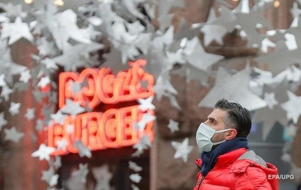 В Киеве на треть сократилась заболеваемость COVID