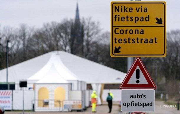 В Нидерландах уже более миллиона случаев заражения COVID-19