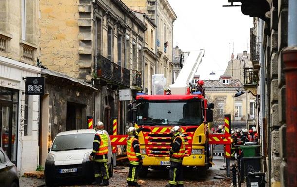 При взрыве в Бордо погибла женщина - СМИ