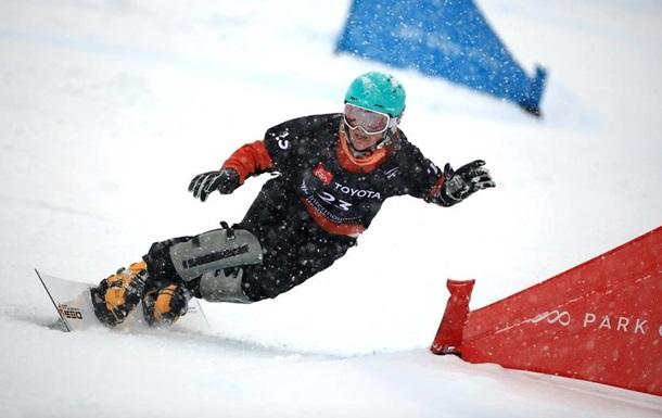 Українська сноубордистка Данча виграла золото Кубка Європи