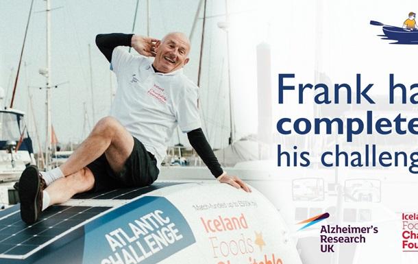 70-летний британец на лодке в одиночку пересек Атлантический океан