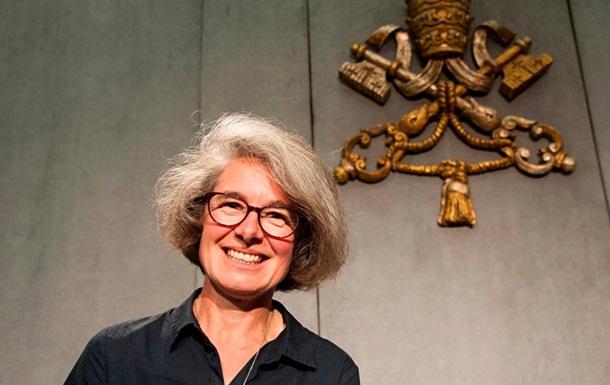 Впервые в истории католичества женщина стала членом Синода епископов