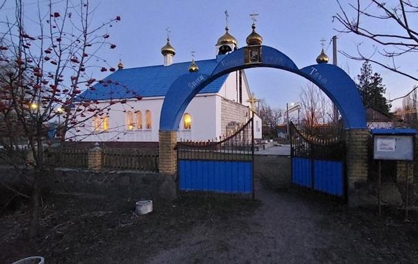В Полтавской области ограбили церковь