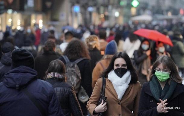 В Україні за добу понад дві тисячі COVID-випадків