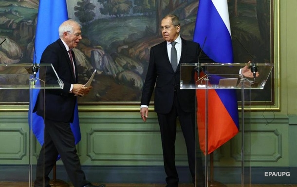 Боррель назвал неудачной поездку в Россию
