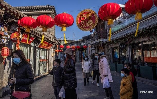 У Китаї майже за два місяці не виявили COVID-випадків