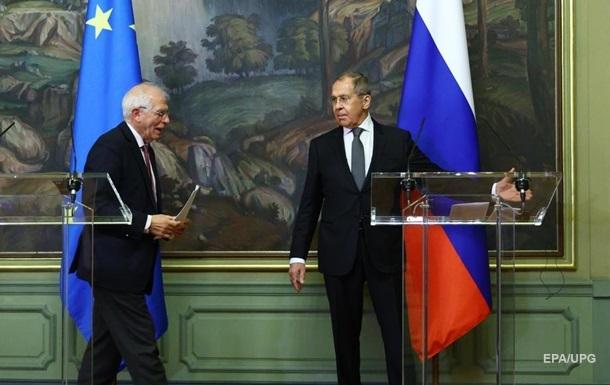 Унижение и катастрофа. Глава дипломатии ЕС в Москве
