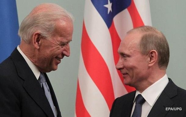 У Байдена пояснили, чому один з перших його дзвінків був Путіну