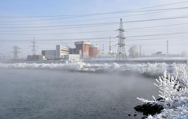 В Украине город-спутник АЭС остался без воды