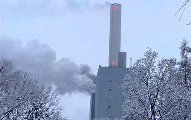 У Нюрнберзі оголосили стан катастрофи через пожежу на електростанції