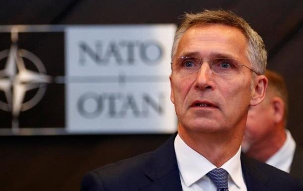 Столтенберг объяснил, почему Украина еще не в НАТО
