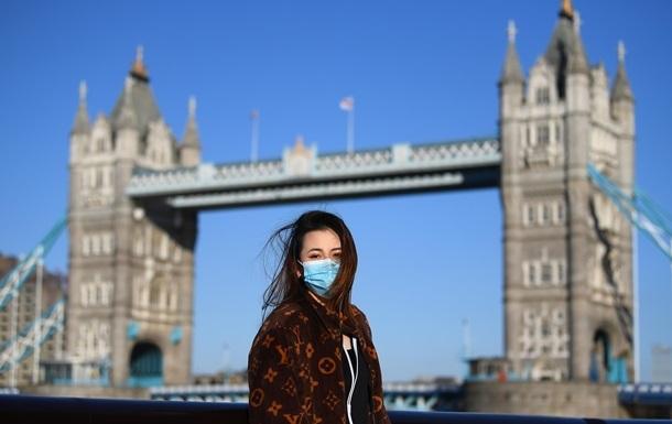 У Британії виявили нову мутацію коронавірусу