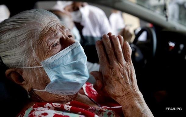У Бразилії за добу виявлено понад 50 тисяч нових COVID-випадків