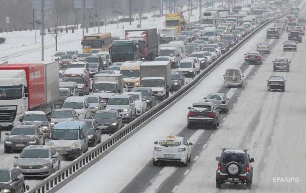 Киев вновь оказался в топе городов с самым грязным воздухом