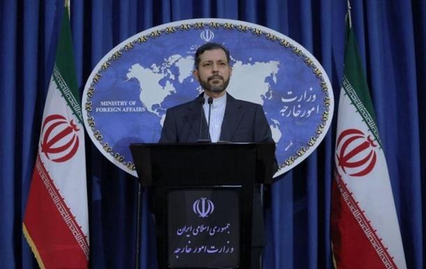 В Иране отреагировали на публикацию записи секретного разговора главы МИД
