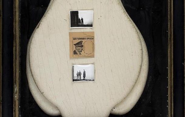 Сиденье с личного унитаза Гитлера ушло с молотка почти за 19 тысяч долларов
