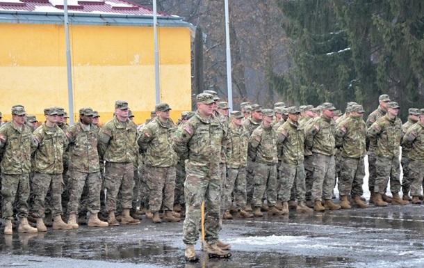 В Украине работают военные инструкторы из девяти стран – Генштаб