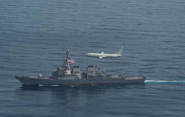 Американські есмінці покинули Чорне море