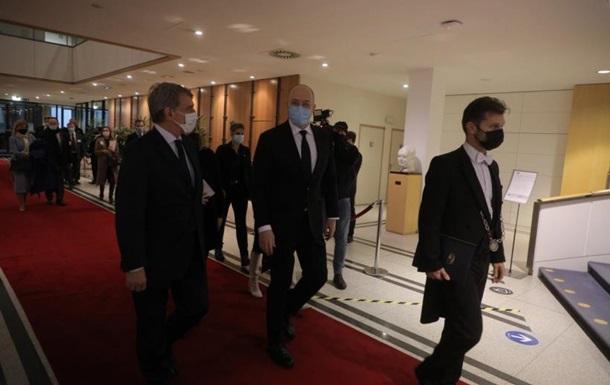 Шмыгаль встретился с президентом Европарламента