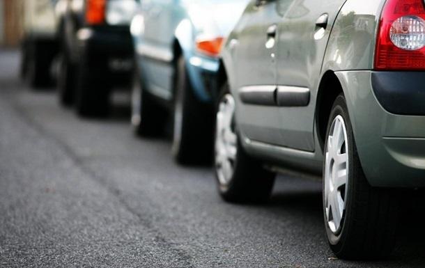 В Україні скоротилося автовиробництво
