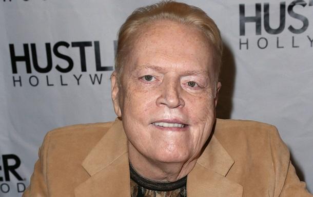 Умер скандальный владелец порножурнала Hustler Ларри Флинт
