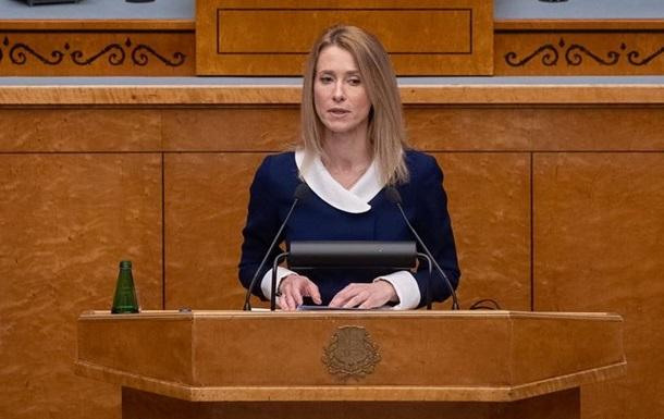 Прем єр Естонії: Росія принизила Європу