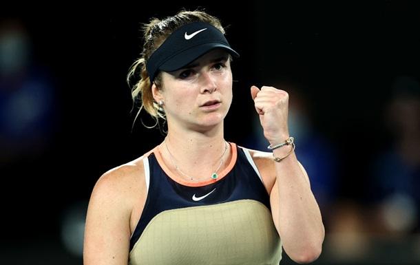 Свитолина уверенно обыграла Гауфф и вышла в 1/16 финала Australian Open