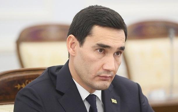 Глава Туркменистана назначил своего сына на высокий пост