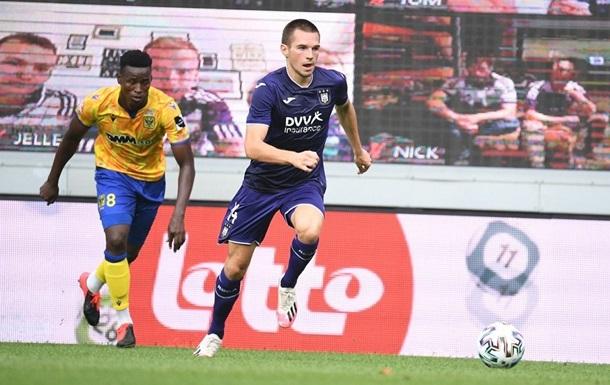 Михайличенко отдал голевой пас в Кубке Бельгии
