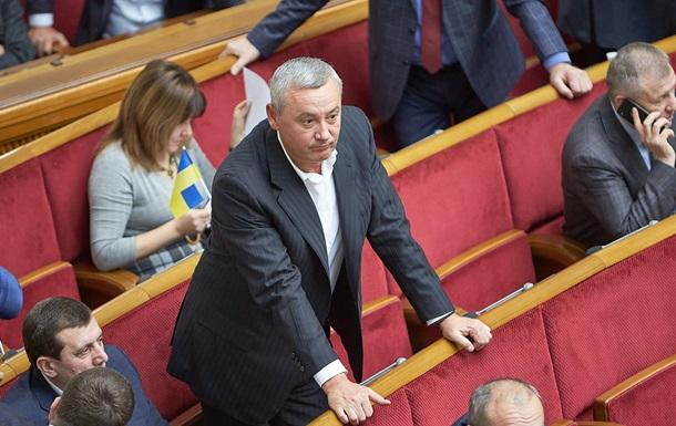 Народному депутату оголосили підозру за  кнопкодавство
