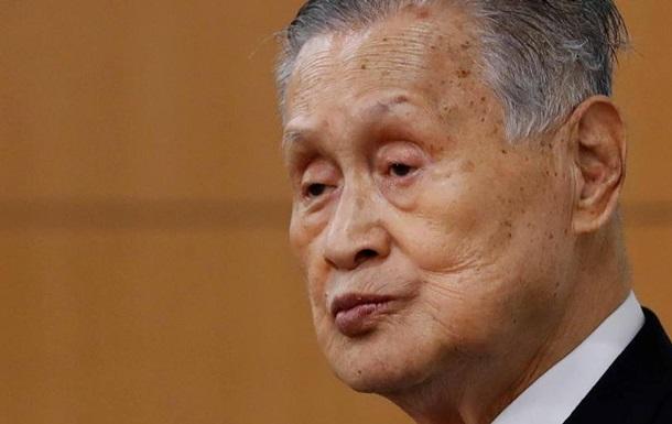 Глава оргкомітету Олімпіади в Токіо пішов у відставку через сексизм
