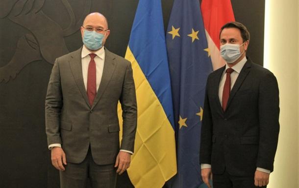 Україна готова співпрацювати з Люксембургом у космічній галузі