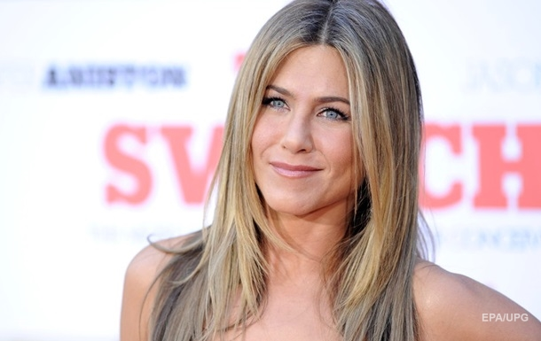 Jennifer Aniston was touchingly congratulated by her ex-husband