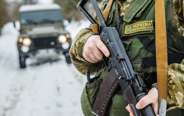 На Закарпатье контрабандисты напали на пограничников