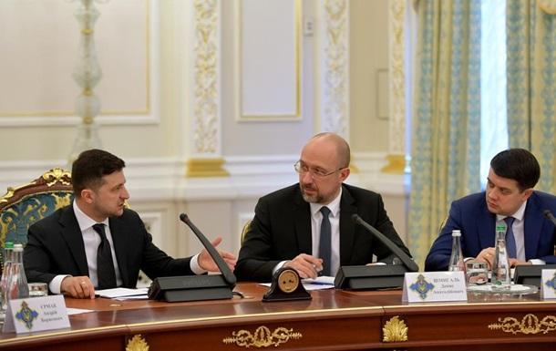 Зеленский инициировал заседание СНБО