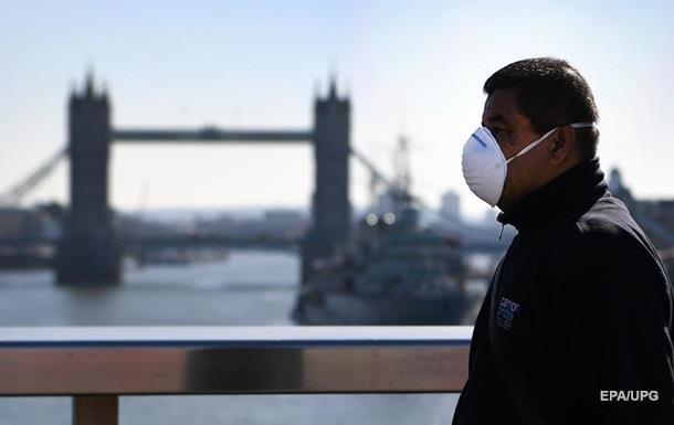У Британії число COVID-інфікованих перевищило чотири мільйони