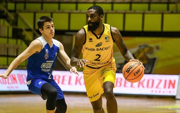 Суперлига: Киев-Баскет разгромил Соколов с разницей в 100 очков