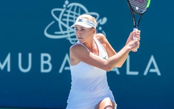 Кіченок вийшла до третього кола парного розряду на Australian Open