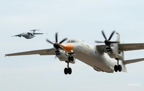 Двум новейшим самолетам Антонова запретили полеты