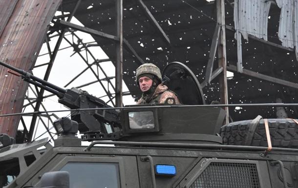 Загострення на Донбасі: ОС дали  адекватну  відповідь