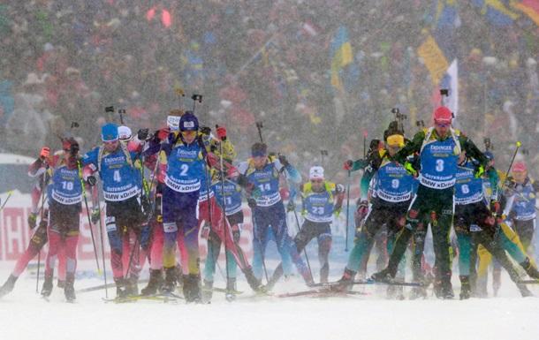 Финальный этап Кубка мира по биатлону перенесен в Эстерсунд