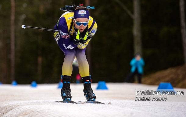 Кубок IBU: Лесюк посів сьоме місце в спринті
