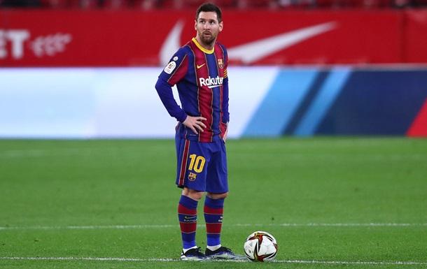 Месси в матче с Алавесом повторил клубный рекорд Барселоны