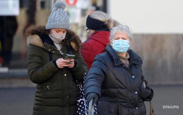 В Киеве 82 новых больных коронавирусом