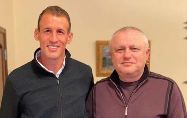 Данило Силва стал представителем Динамо Киев
