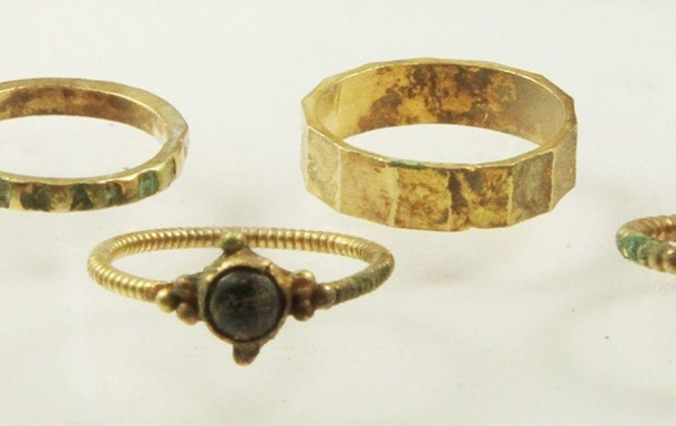 В Польше нашли кольца дочери киевского князя