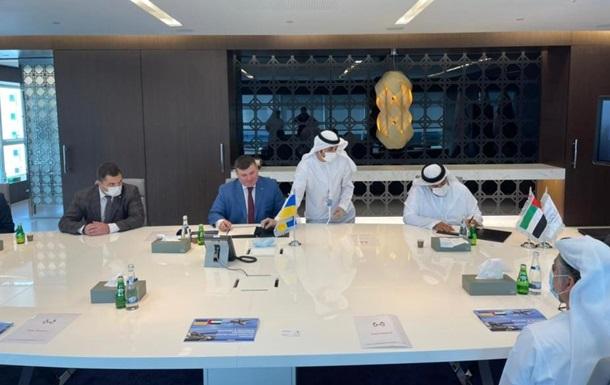 Укроборонпром в ОАЭ подписал соглашений на $1 млрд